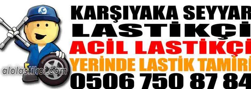 Karşıyaka Seyyar Lastikçi